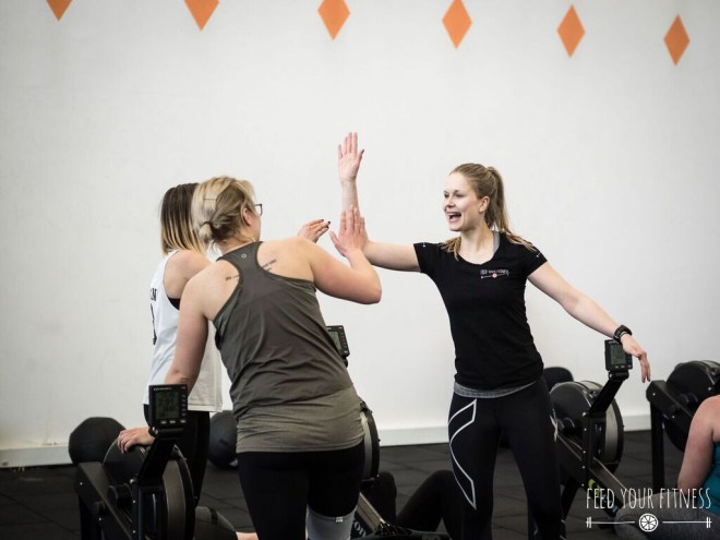 CrossFit Bloggertreffen von FEED YOUR FITNESS mit Teamwork