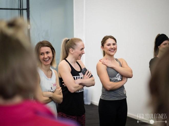 CrossFit Bloggertreffen von FEED YOUR FITNESS mit viel Spaß