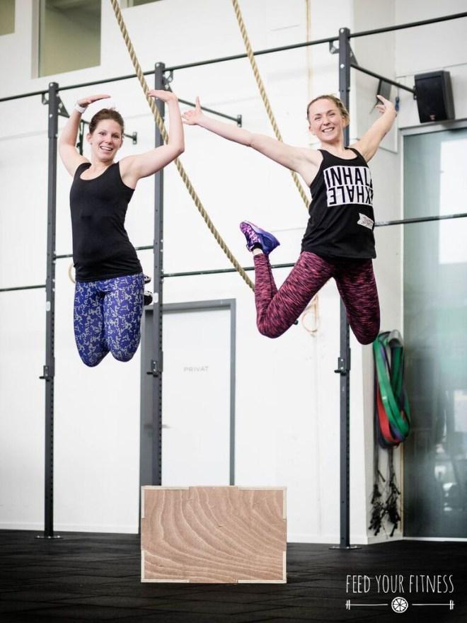 CrossFit Bloggertreffen von FEED YOUR FITNESS_Fitness verbindet