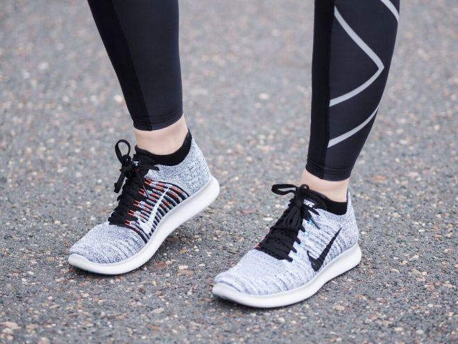 Laufen Nike Free Flyknit