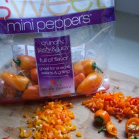 How to Cut Mini Peppers Quickly and Seinfeld