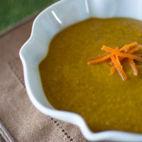 Copycat Amy's Indian Golden Lentil Soup