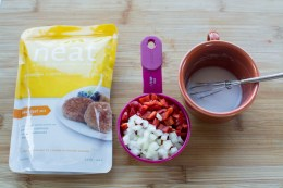 Neat Breakfast Mix Review + Curried Bananas | Feed Your Skull