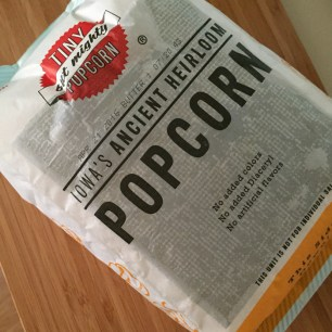 Tiny but Mighty Popcorn | Feed Your Skull