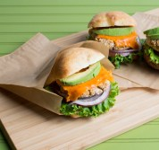 Smoky Coconut Bean Burgers   Feed Your Skull