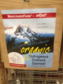 Outrageous Outback Oatmeal