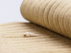 Rapport socks, Egyptian cotton (beige), Luxury collection