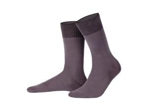 Шкарпетки з єгипетської бавовни (сірий), колекція luxury