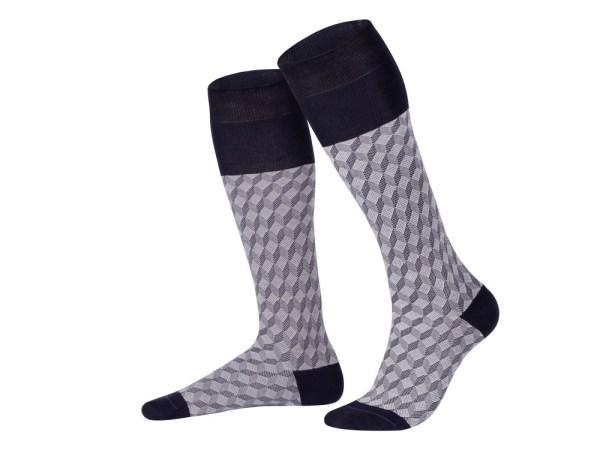 Half hose socks with cashmere OnlyNatural
