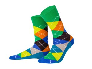 """Socks """"Tartan"""", Creative collection"""