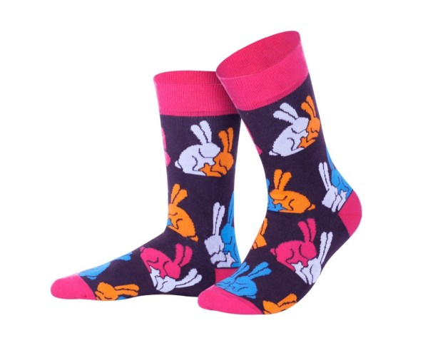 "Socks ""Playboy style"", Creative collection"
