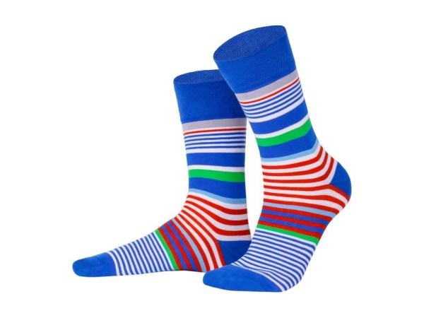 "Socks ""Tiny stripes"", Creative collection"