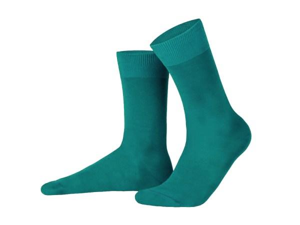 Шкарпетки з єгипетської бавовни (м'ята), колекція Luxury