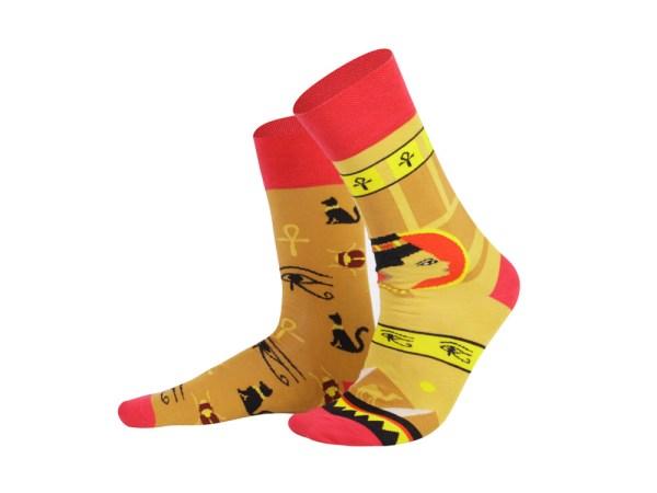 """Шкарпетки """"Єгипет"""" колекція Creative Travel"""