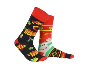 """Шкарпетки """"Китай"""" колекція Creative Travel"""