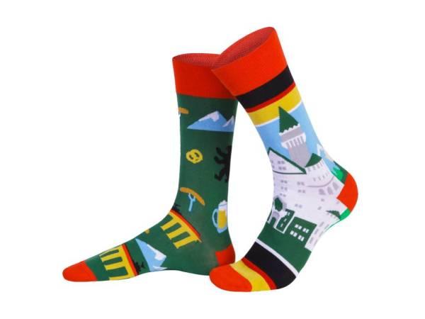 """Шкарпетки """"Німеччина"""" колекція Creative Travel"""