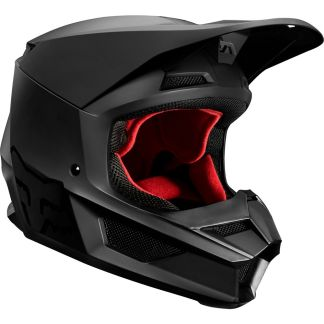 Fox V1 Przm Helmet Camo Matte Black Adult