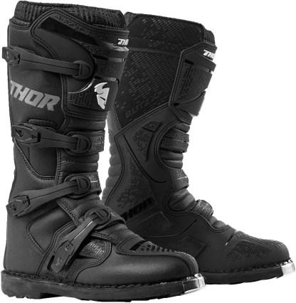 Thor MX Blitz XP Boots Black