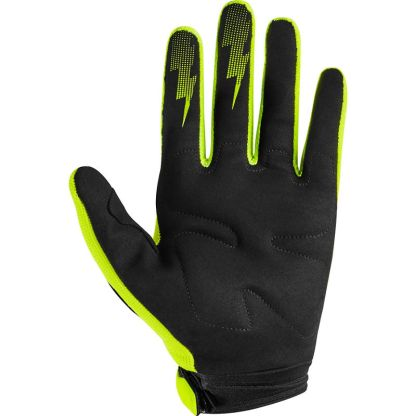 Fox Dirtpaw Yellow Glove 2020 Adults Palm
