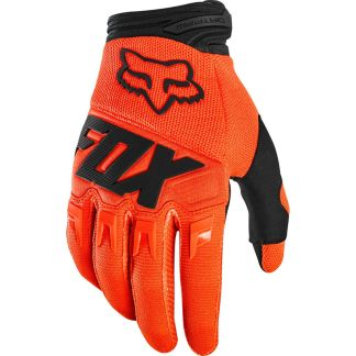 Fox Dirtpaw Fluorescent Orange Glove 2020 Adults