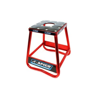 Apico Static Alloy Type Box Stand red