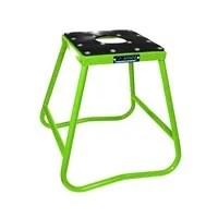 Apico Motocross Box Stands Green