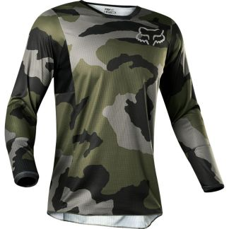 Fox 180 PRZM CAMO Jersey Youth