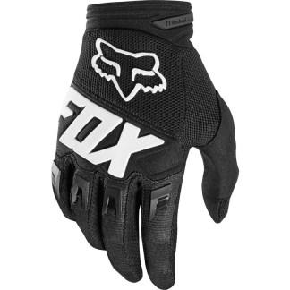 Fox Dirtpaw Race Youth Gloves Black