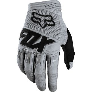 Fox Dirtpaw Race Youth Gloves White