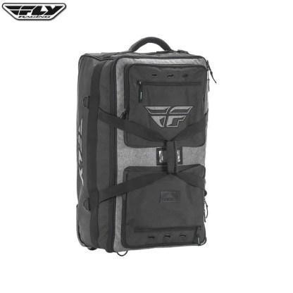 Fly Racing Tour Roller Gear Bag Black/Heather Medium