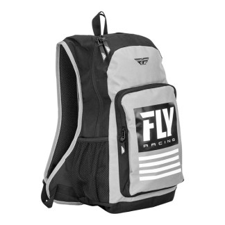 Fly Jump Backpack Grey/White