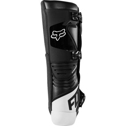 Fox Comp Black Boots Motocross Adult Back