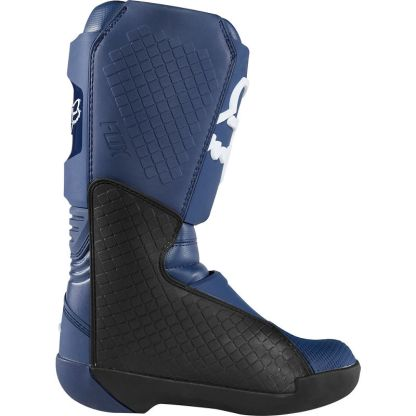Fox Racing Comp Adult Motocross Boots Navy Inner Side