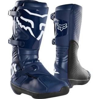 Fox Racing Comp Adult Motocross Boots Navy