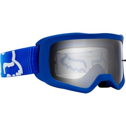 Fox Main II Race Goggles Blue Adult