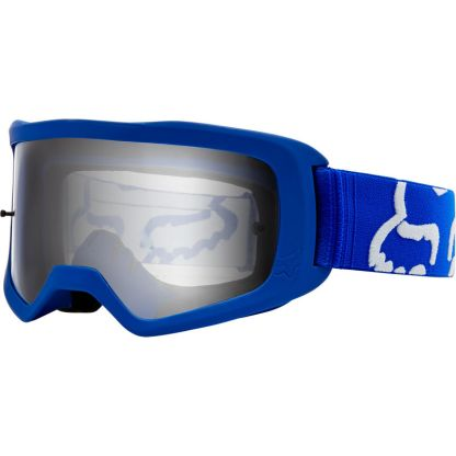 Fox Main II Race Goggles Blue Adult Side