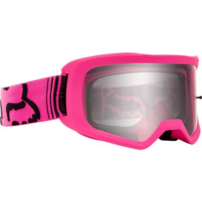 Fox Main II Race Goggles Pink Adult