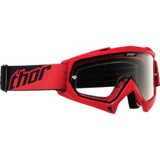 Thor Enemy Motocross Goggle Youth Kids Red