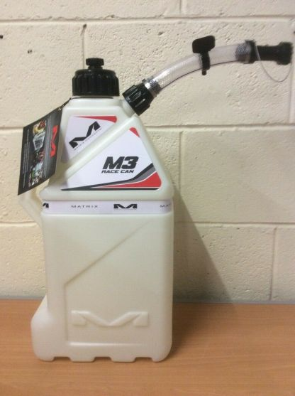 Matrix M3 Fuel Can White