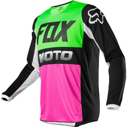 Fox 180 FYCE Jersey Youth Multi Front