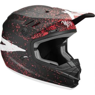Thor Hype Helmet Black/Coral Youth