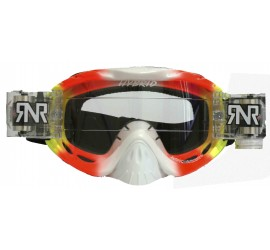 RNR Hybrid Fully Loaded Roll Off Goggles Psycho