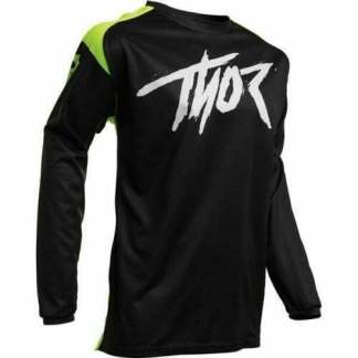 Thor Sector Link Jersey Black Youth
