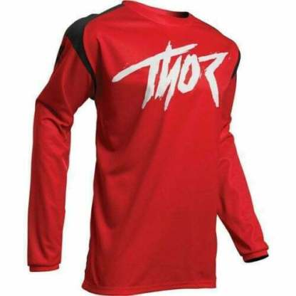 Thor Sector Link Jersey Red/Black Youth