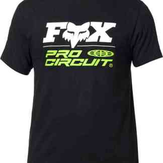 Fox Pro Circuit Pullover Adult Hoodie Black