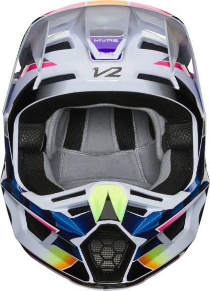 Fox V2 KRESA Helmet Multi Front