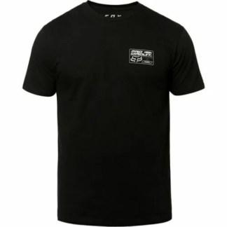 Fox Racing Pro Circuit Premium SS Adult T-Shirt Black