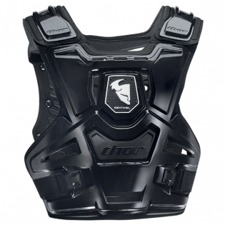 Thor Sentinel Adult Body Armour Black