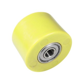 APICO CHAIN ROLLER 42 MM YELLOW