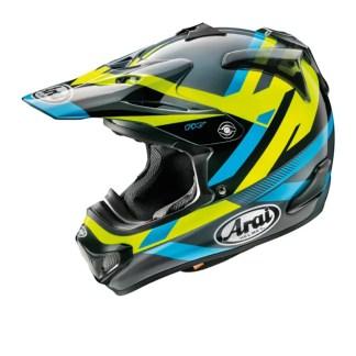 Arai MX-V Machine Helmet